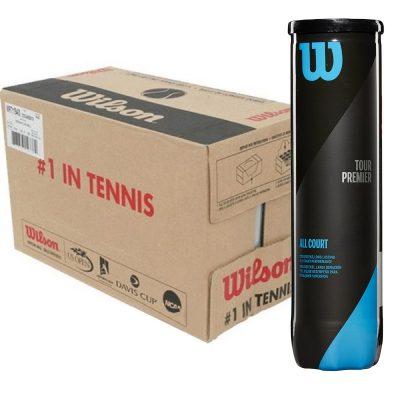 Balles de tennis Tour premier X4
