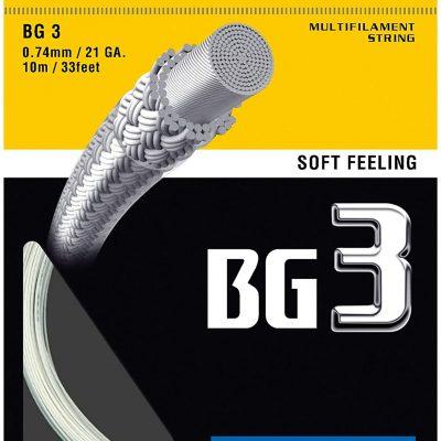 Cordage badminton BG3