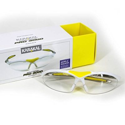 Lunette adulte karakal squash Pro 3000