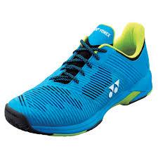 Chaussures Yonex Sonicage 2 bleu toutes surfaces dur